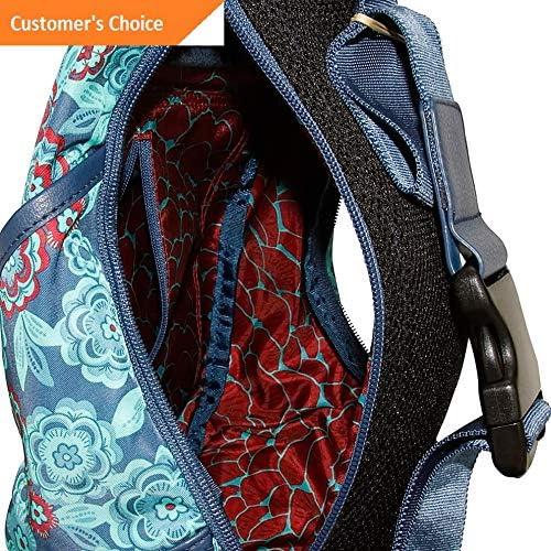 Model LGGG 6935 Sandover Hadaki Urban Sling 27 Colors Everyday Backpack NEW