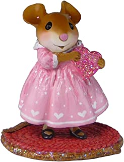 product image for Wee Forest Folk Little Sweetheart Girl M-499a Valentine New 2015