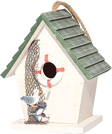 Amazon Com Sungmor Gifts Decor Natural Nest Wooden Brighthouse