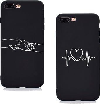 coque silicone noir iphone 7 plus