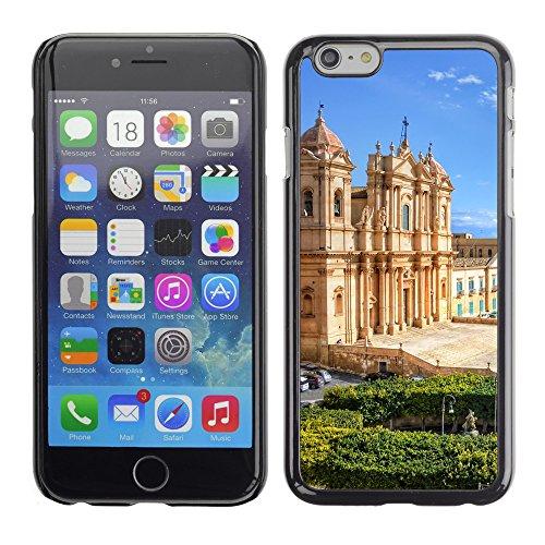 "Premio Sottile Slim Cassa Custodia Case Cover Shell // V00002616 Sicile Noto // Apple iPhone 6 6S 6G 4.7"""