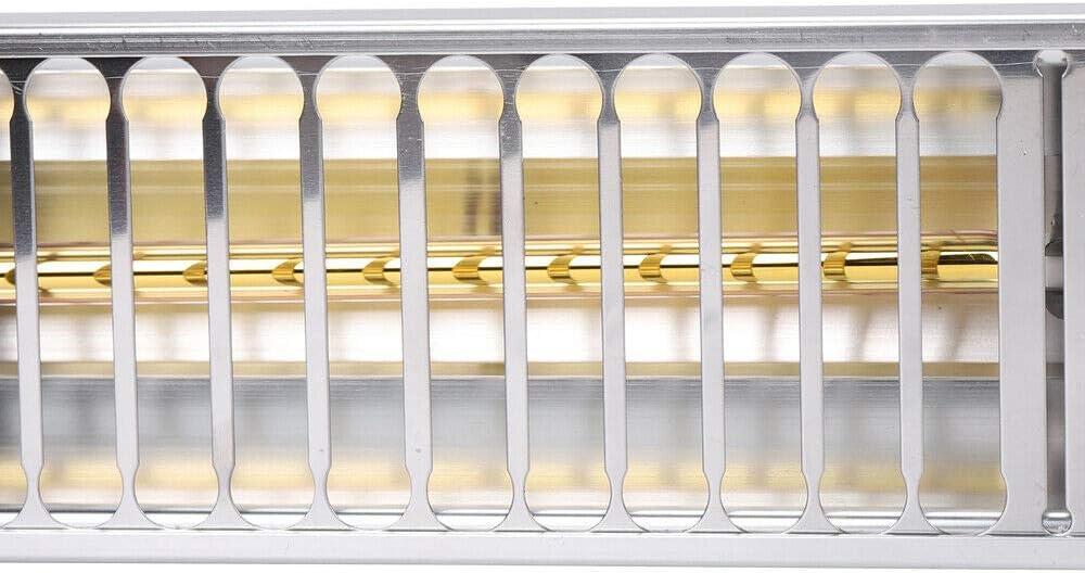S/écheur de Lampe de Peinture Infrarouge de Voiture Lampe de Chaleur de Peinture de Voiture Outil Portatif de Lampe de Dessiccateur de Cuisson de Peinture de 1000W
