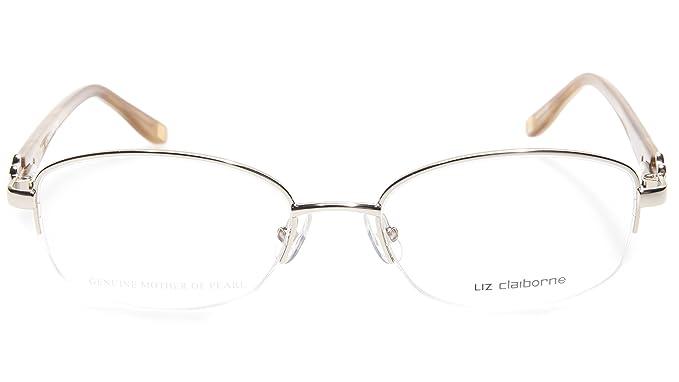e08f75126b8 New liz claiborne light gold eyeglasses glasses frame jpg 679x382 Liz  claiborne glasses frames