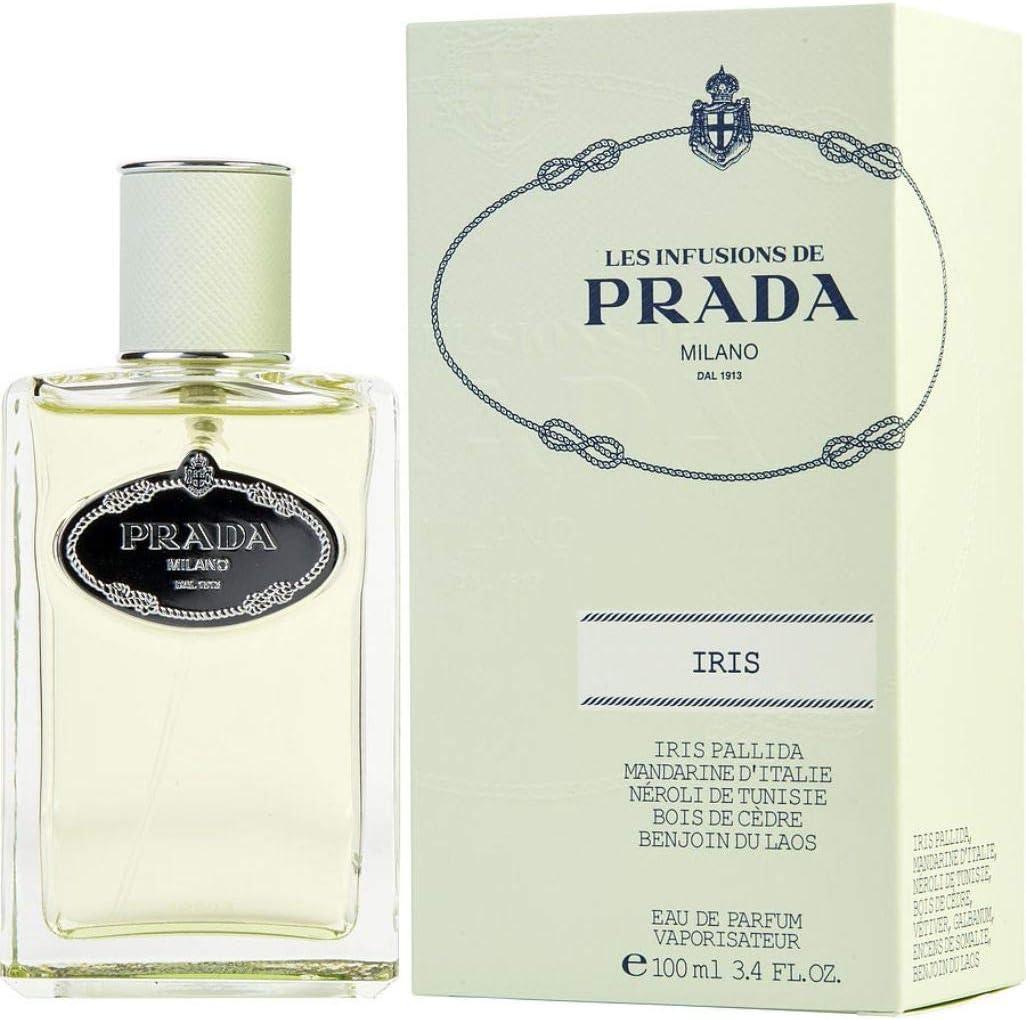 Infusion d'Iris by Prada for Women - Eau de Parfum, 100ml -65096846