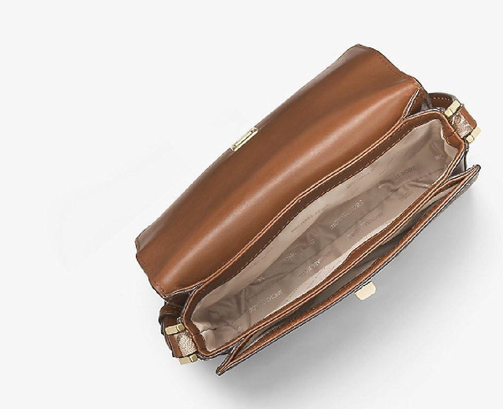 140fd63e84c9 MICHAEL Michael Kors Natalie Medium Heritage Paisley Crossbody Bag  Handbags   Amazon.com