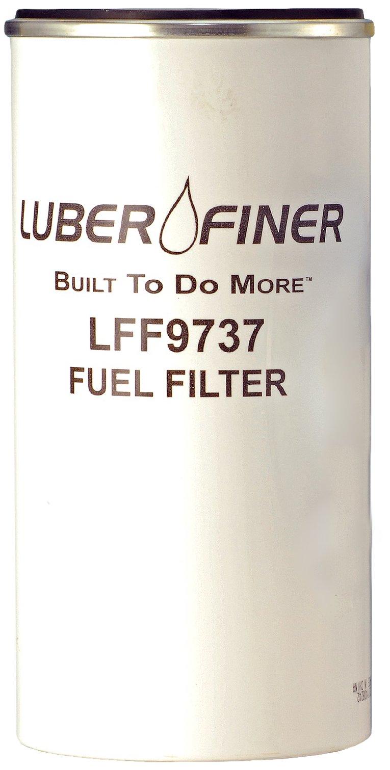 Luber-finer LFF9737-6PK Heavy Duty Fuel Filter, 6 Pack by Luber-finer