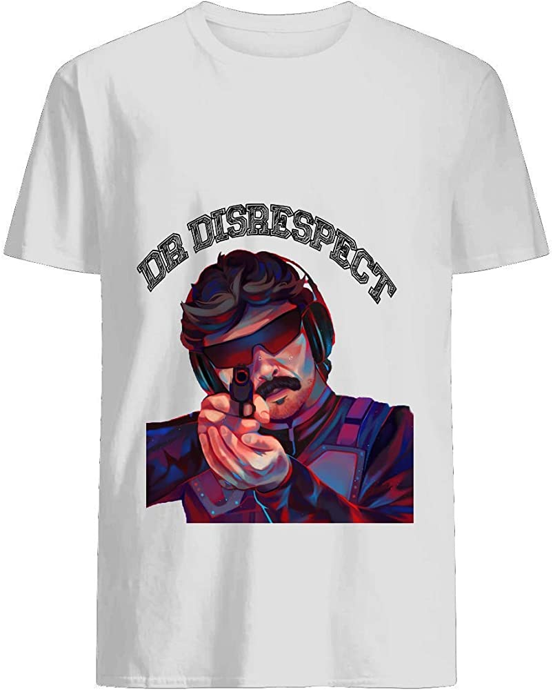 Dr Disrespect 85 T Shirt Hoodie For Men Women Unisex