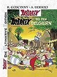 Die ultimative Asterix Edition 24: Asterix bei den Belgiern (Asterix Die Ultimative Edition, Band 24)