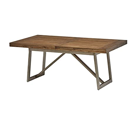 Amazon.com - Furniture Casual Farmhouse Wood Dining Kitchen ...