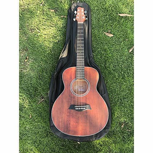 HVTKL 36 Pulgadas Guitarra Guitarra acústica marrón Retro Sentir ...