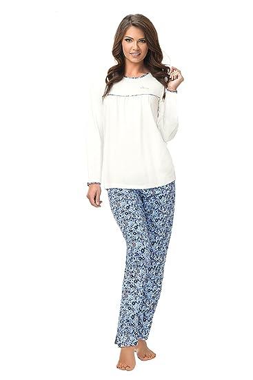 e7c7f6037614b e.FEMME - Ensemble de pyjama - Femme Small: Amazon.fr: Vêtements et ...