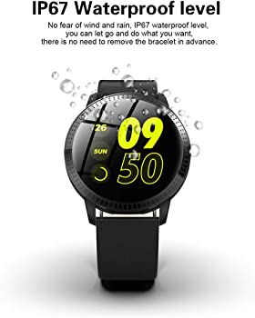 Smartwatch Unisex Miss Fortan Reloj Digital Deportes Fitness ...