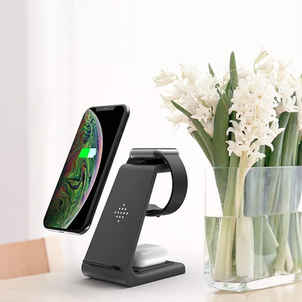 XIAOYH Apple Chargeur, 10W De Charge Rapide 3 en 1 Chargeur sans ...