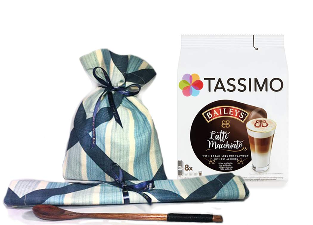 Amazon.com: Tassimo Baileys Latte Macchiato (2 unidades ...