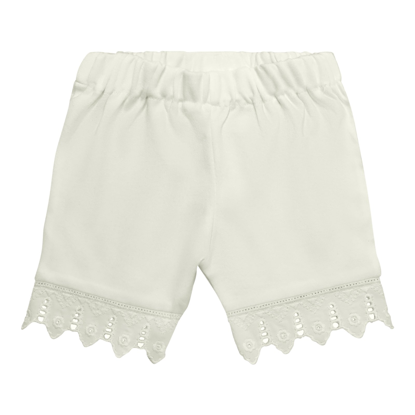 Victorian Organics Baby Girl Sailor Set 4 Piece Organic Cotton Knit and Eyelet Lace Trim Jacket Hat Dress and Bloomers (NB 0-3 months) by Victorian Organics (Image #6)