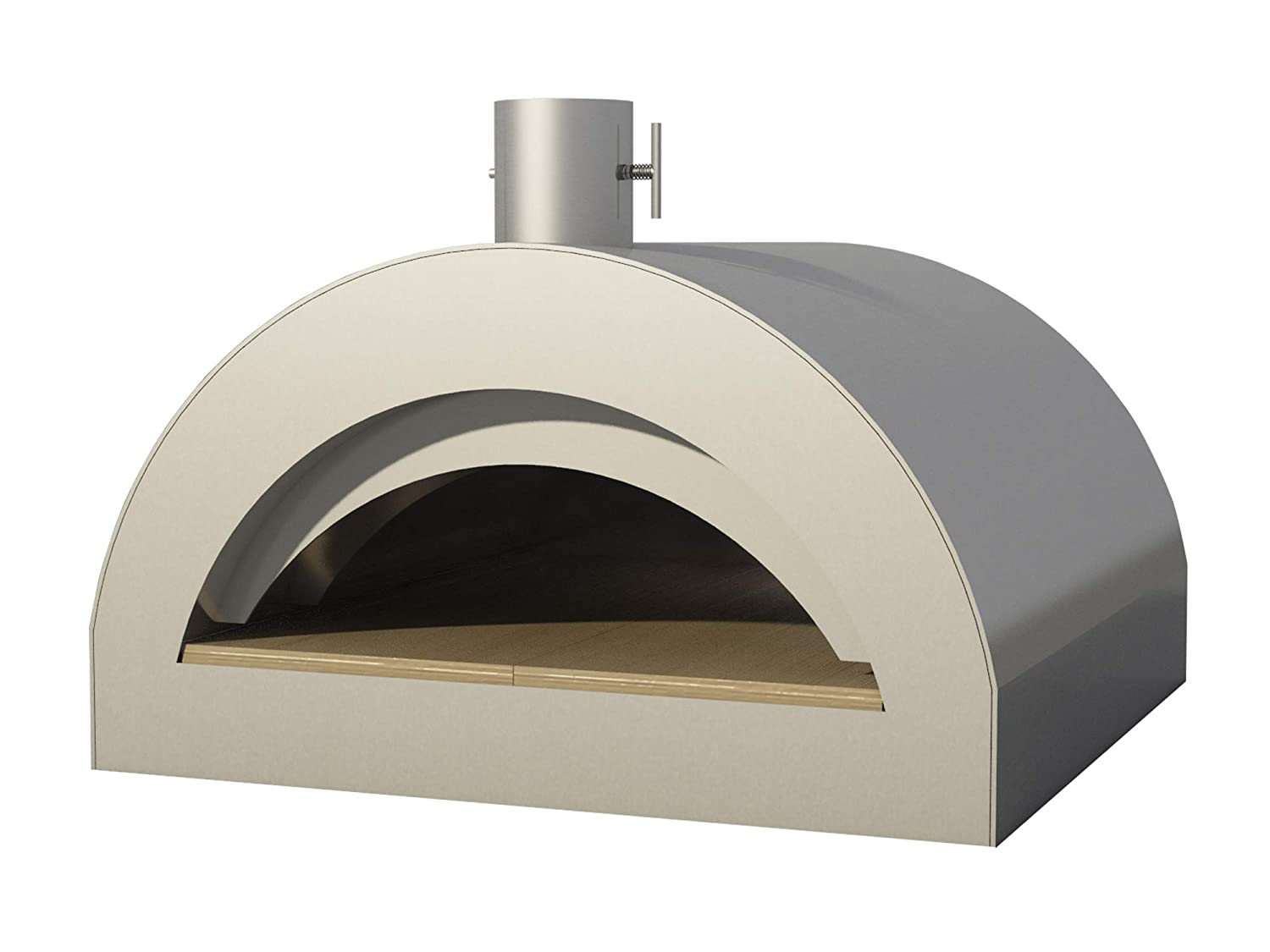 Metal Pizza Oven Plans DIY Outdoor Cooking Backyard Patio Party Bread Oven