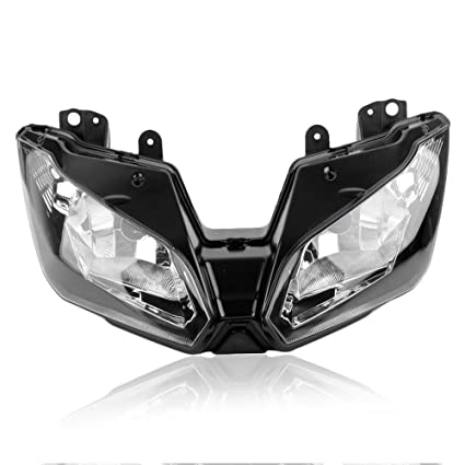 Amazon.com: Newsmarts Replacement Headlamp Housing Assembly ...