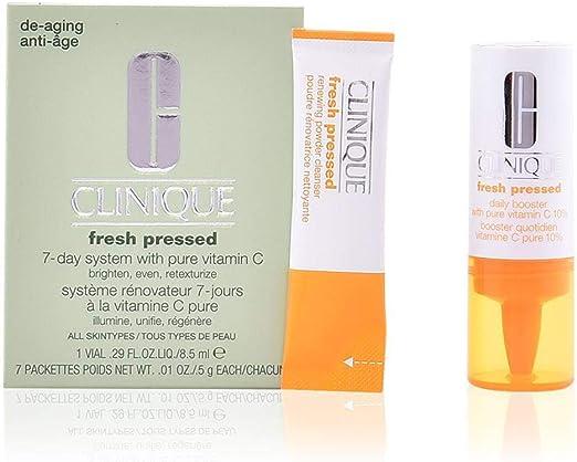 Clinique - Estuche de regalo fresh pressed system: Amazon.es: Belleza
