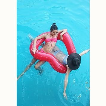 Flotador hinchable para piscina, juguetes, anillo de ...
