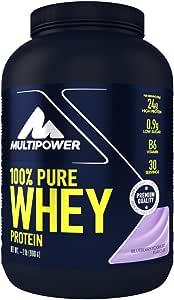 Multipower 100% Whey Protein Blueberry Yoghurt - 900 gr