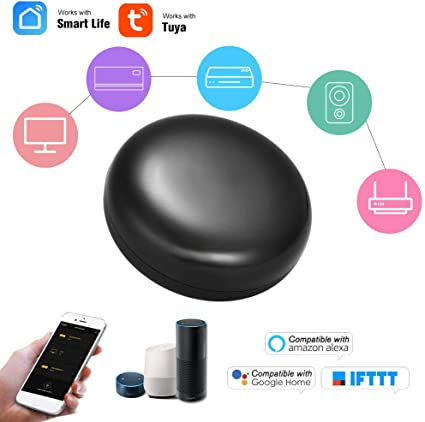 IFTTT Contr/ôleur pour appareil infrarouge compatible Google Home Alexa