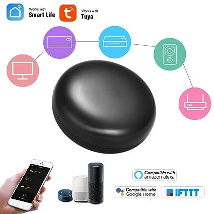 Amazon com: Crae9kd Tuya APP WiFi to Infrared Remote Control