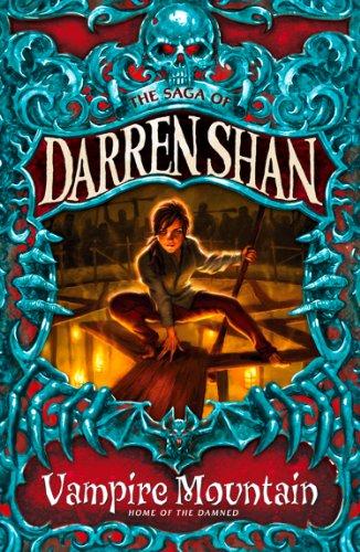 SAGA OF DARREN SHAN E-BOOKS EPUB