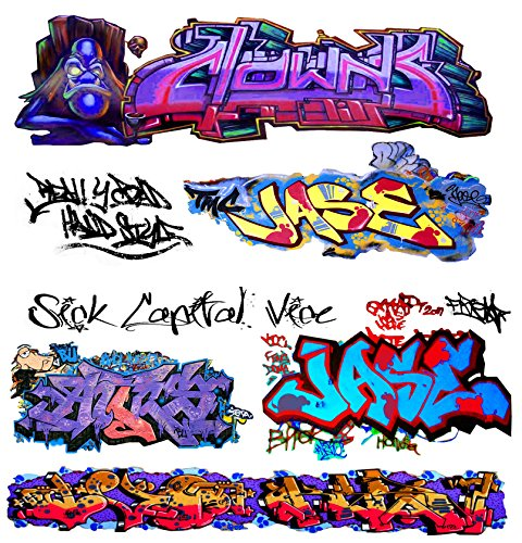 O Scale Custom Graffiti Decals #14 - Weather Your Box for sale  Delivered anywhere in USA