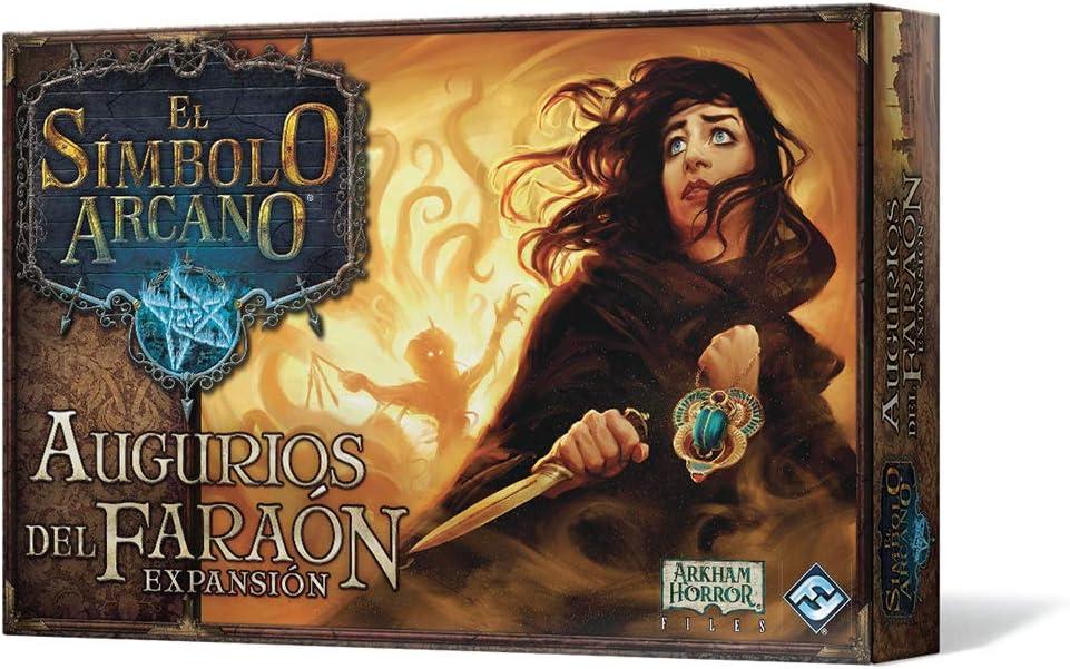 Fantasy Flight Games-El símbolo arcano: augurios del faraón-español, Color (SL20ES): Amazon.es: Juguetes y juegos