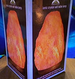 Salt Lamps Yes Or No : Amazon.com: WBM Himalayan Glow Hand Carved Natural Crystal Himalayan Salt Lamp with Genuine Neem ...