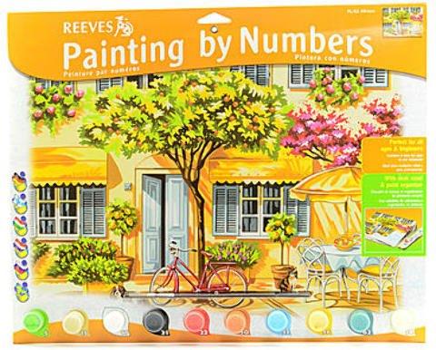 Reeves Painting by Numbers (Al Fresco) 2 pcs sku# ()