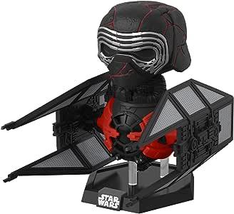Funko Pop! Deluxe Star Wars: Episode 9, Rise of Skywalker - Kylo Ren in Whisper