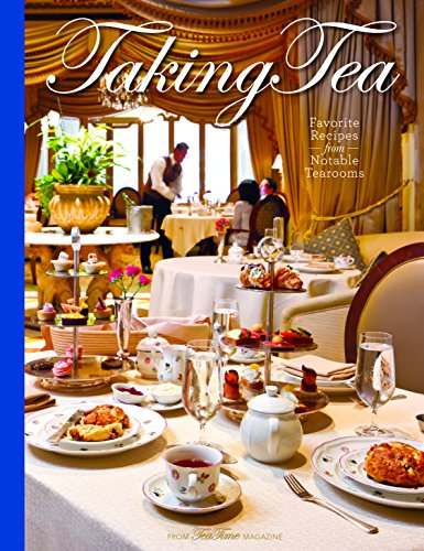 A collection of 18 must-visit places for afternoon tea in the United States―from luxury hotels to independently owned tearooms―will delight those who plan to include a stop or two for a soothing cup of tea and delicious fare in their travels. In addi...