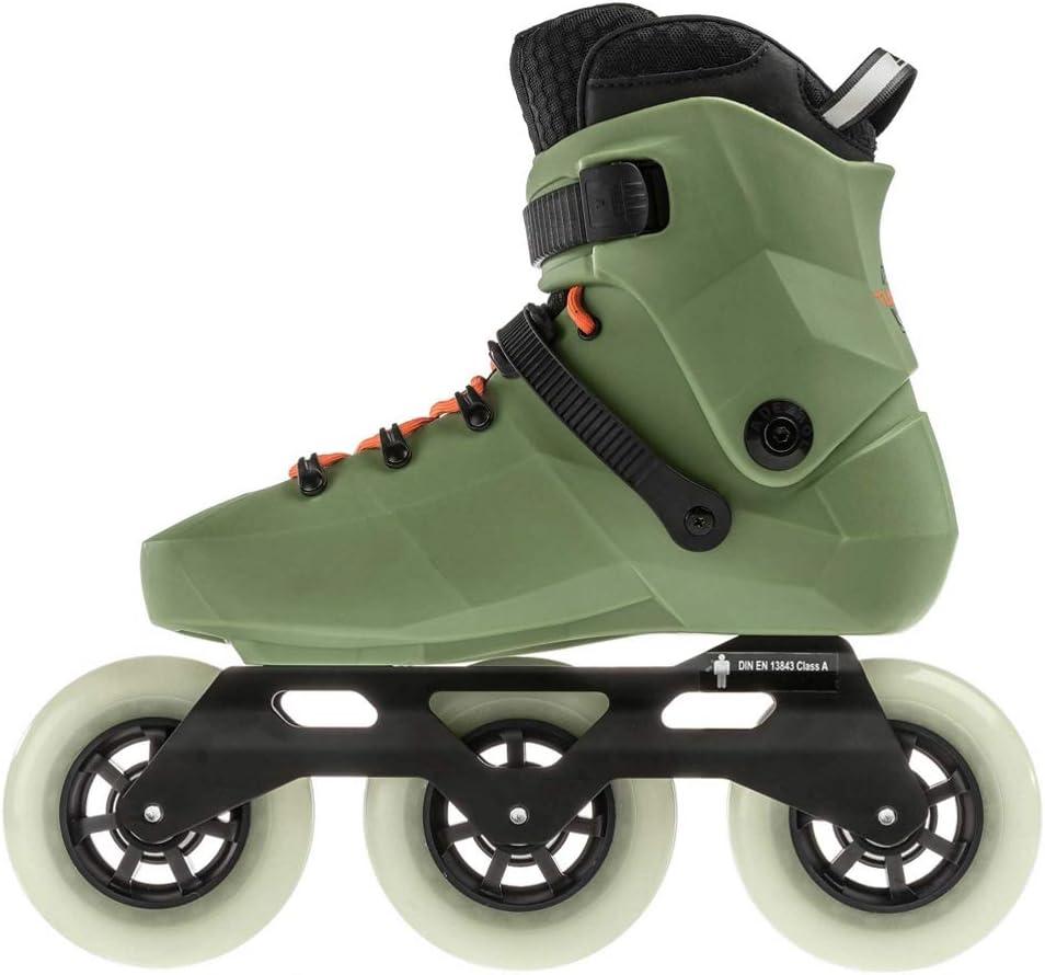 Amazon.com: Rollerblade Twister Edge Edition 2 3WD Urban ...