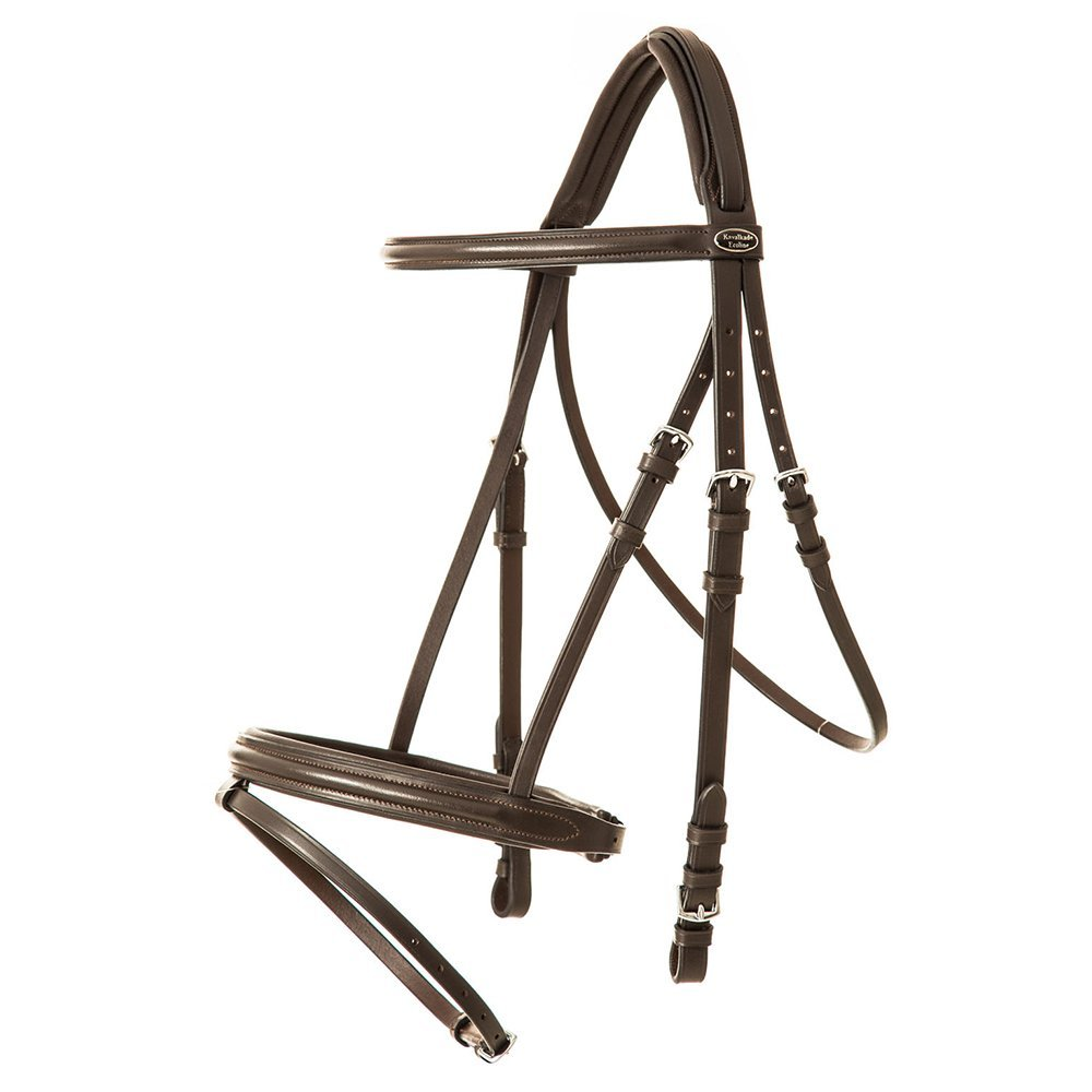 Brown CobKavalkade Quentin English Combination Bridle