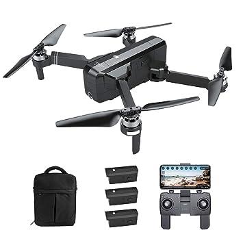 Goolsky SJ RC F11 Pro 5G WiFi FPV GPS Drone RC sin Escobillas con ...