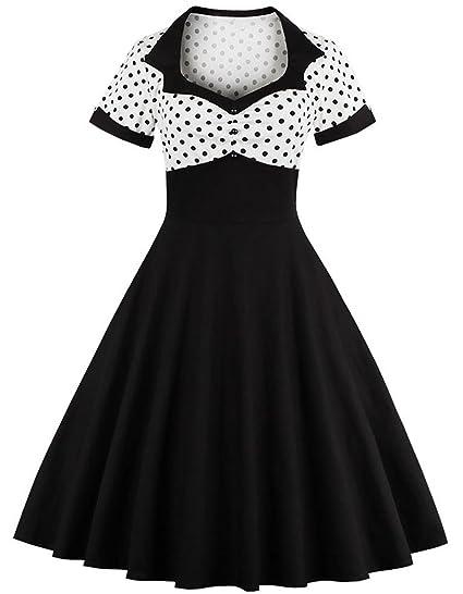 50er kleid grobe 52