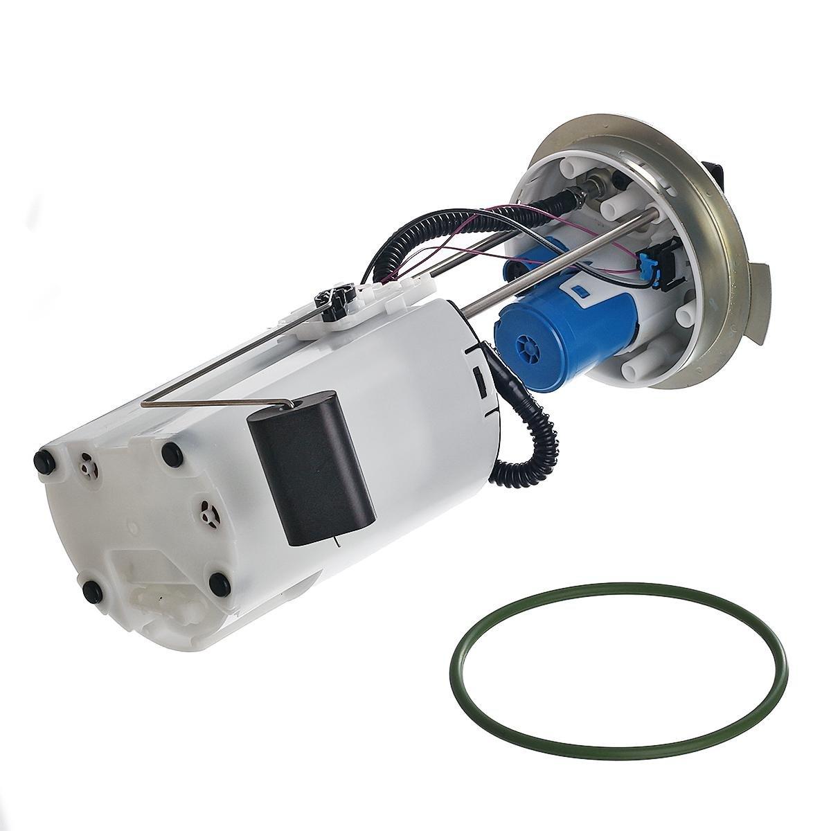 Powerco Electric Fuel Pump Replacement For 04 05 06 2000 Chevrolet Silverado 1500 V6 43l With 2 Chevy 2006 2005 2004 Crew Cab 48l 53l Sending Unit E3684m Automotive