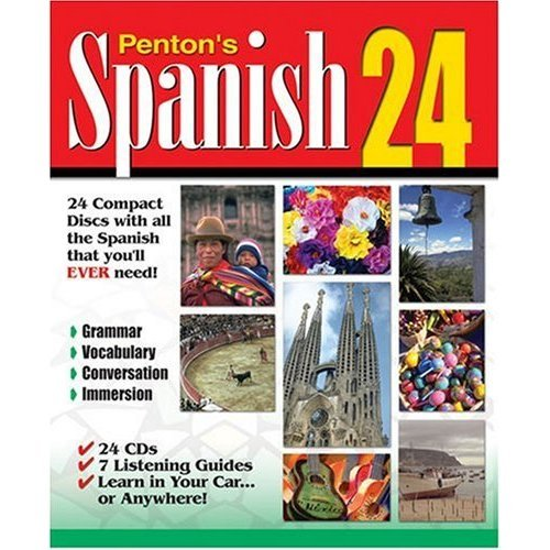spanish-24-audio-foreign-language-series-24-compact-dics-set7-listening-guides-learn-in-your-car-pen