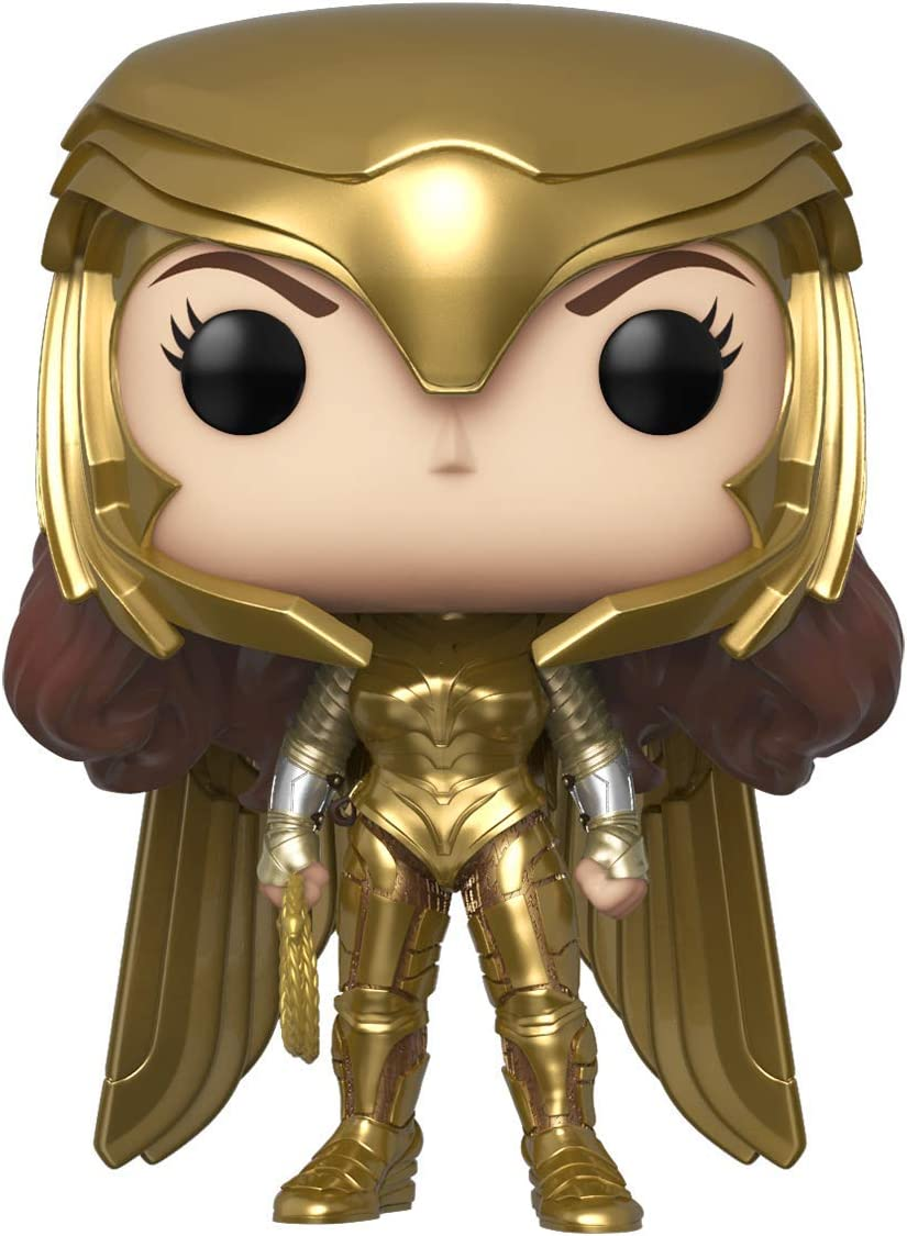 Pop!: Wonder Woman 1984- Wonder Woman (Gold Power Pose)