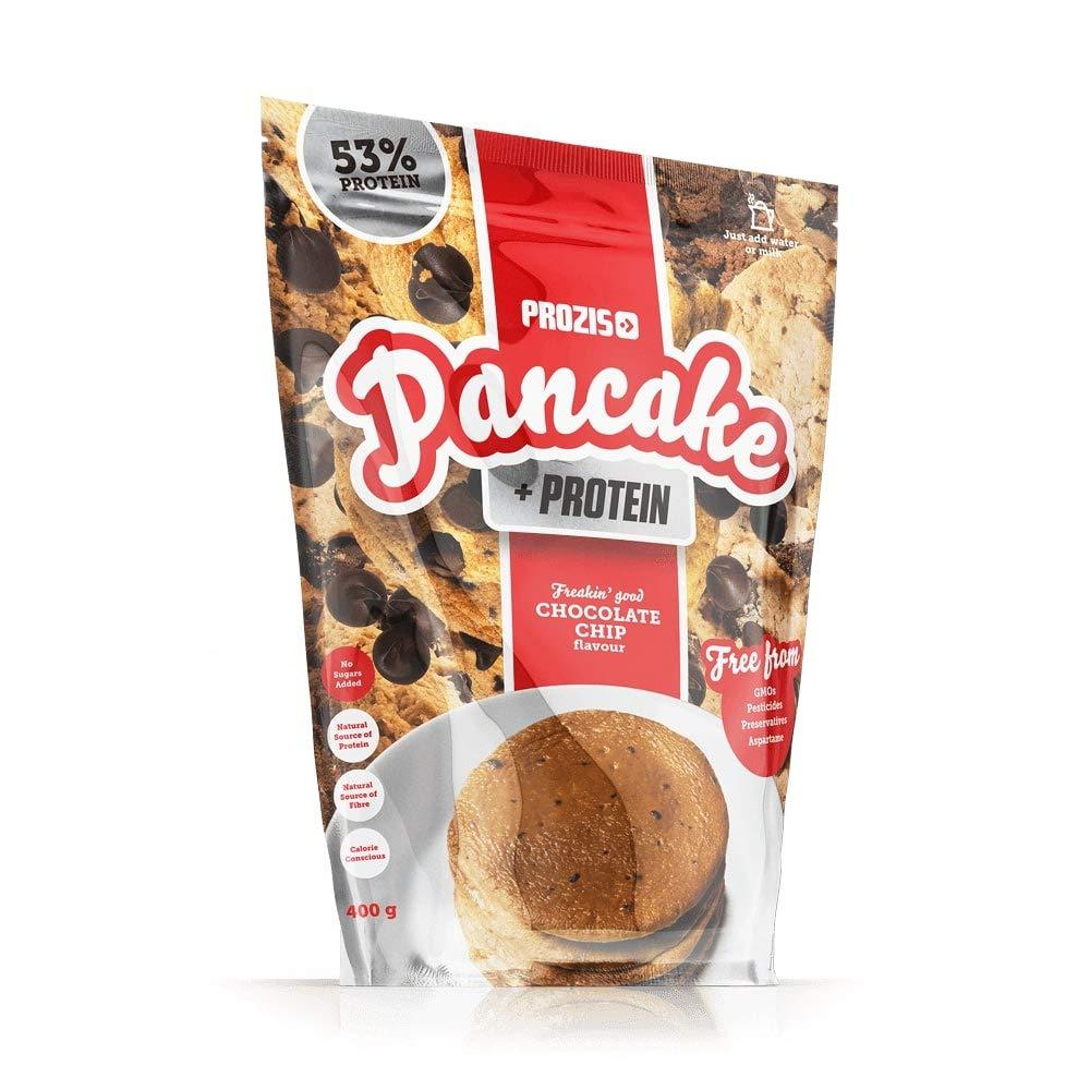 Pancake + Protein: Tortitas de avena con proteína 400 g Tarta de queso con fresas: Amazon.es: Salud y cuidado personal