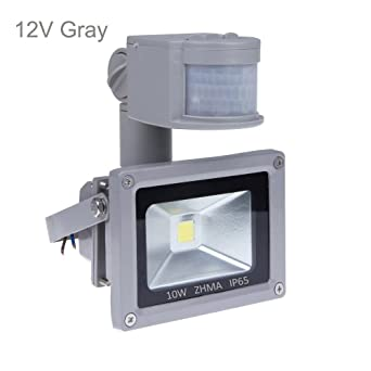 New design zhma 12v 10w motion sensor flood light outdoor led new design zhma 12v 10w motion sensor flood lightoutdoor led flood lights aloadofball
