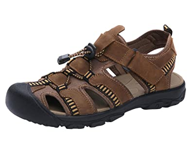 Men's Bump Closed Toe Outdoor Sport Sandals Water Shoes
