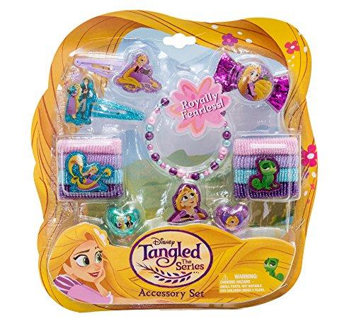 Disney Jasmine Child Slippers - Disney Tangled The Series Accessory Set