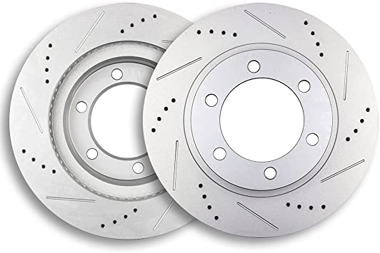 2011 2012 2013 2014 For Toyota 4Runner Rear Ceramic Brake Pads