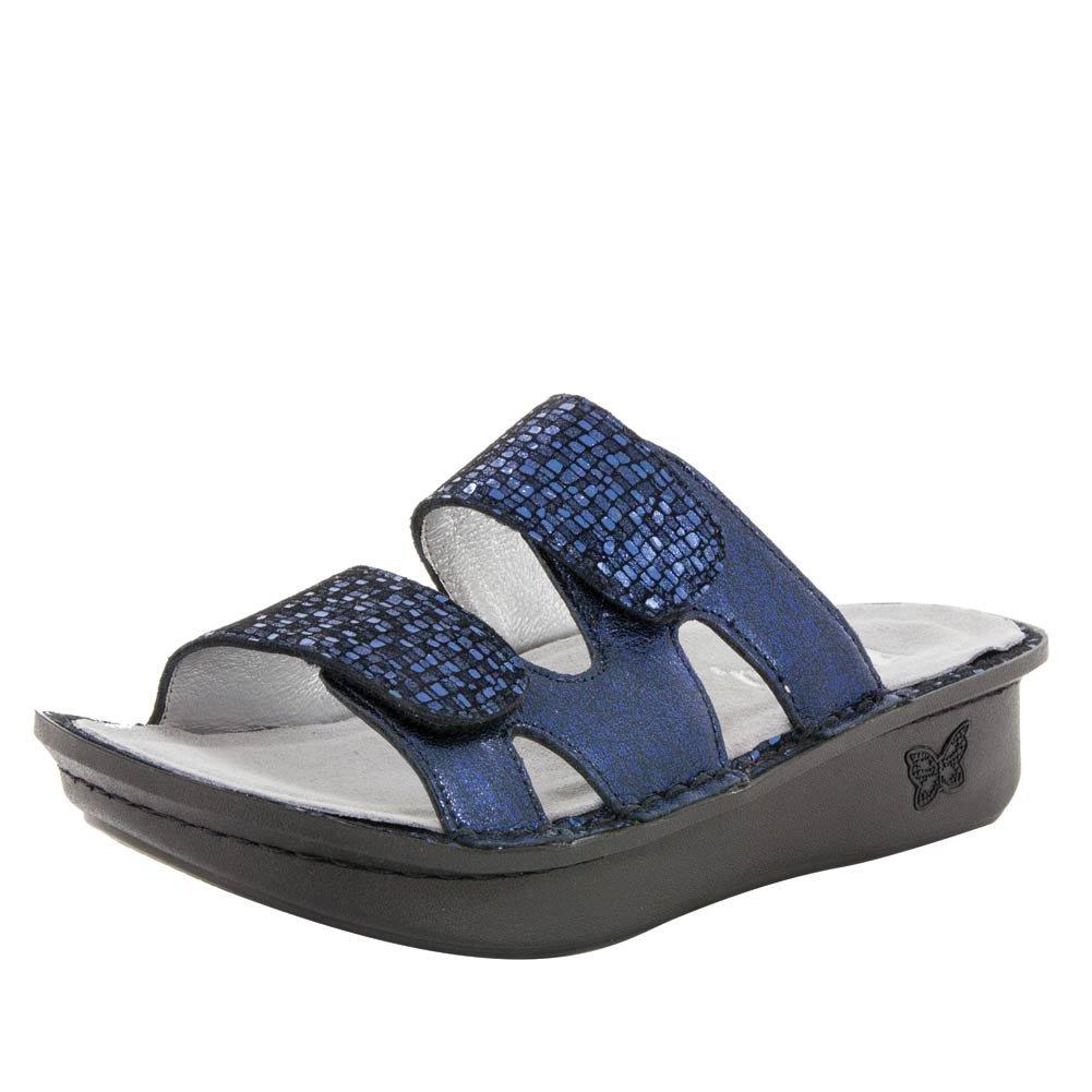 Alegria Women's Cami Boot B075JM1FSF 35 M EU Tile Me More Dusk