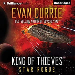 King of Thieves Audiobook
