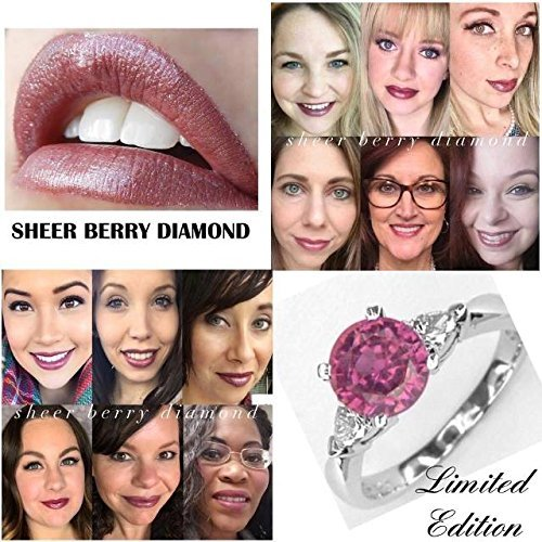 For Lips Sheer Berry (Lipsense Sheer Berry Diamond)
