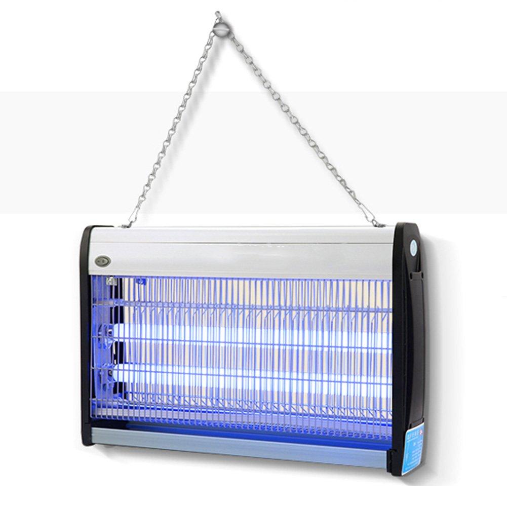 LIQICAI Insektenvernichter Aluminiumlegierung UV Elektroschock Tötet ...