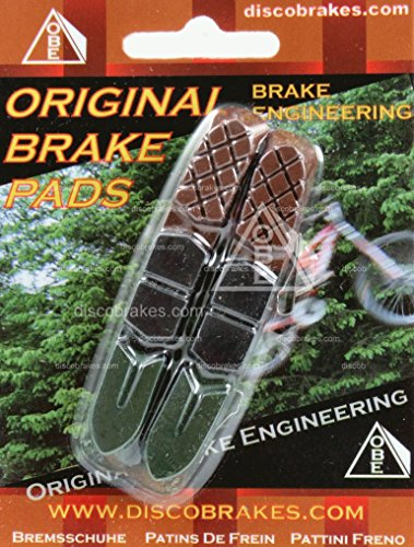 Performance V-brake Pads (72mm Replacement Tri-Performance Pads Suitable for V Brake XTR,XT,SRAM 9.0, Avid)